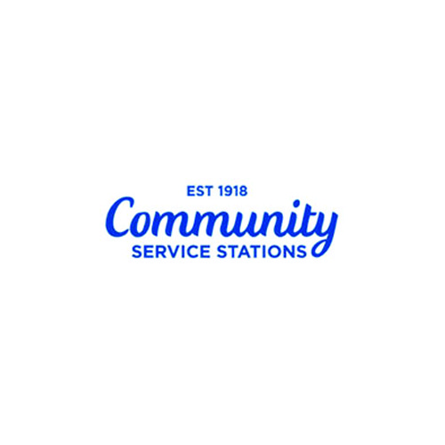 Community Service Stations logo