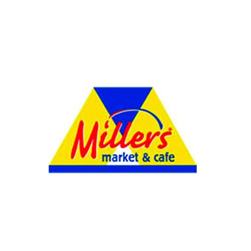 Millers Market & Cafe logo