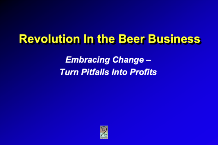 Revolution in the Beer Business