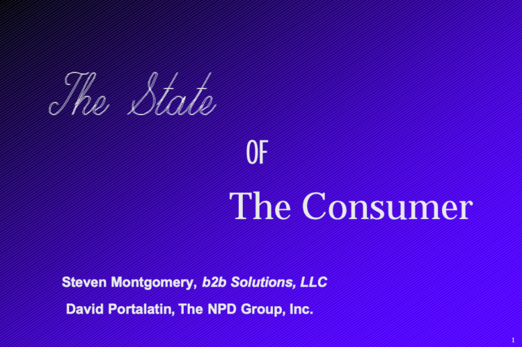 The State of the Consumer